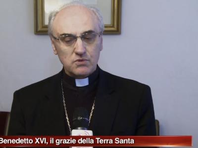 Video – Il nunzio Lazzarotto: «Benedetto XVI resta un padre per noi»