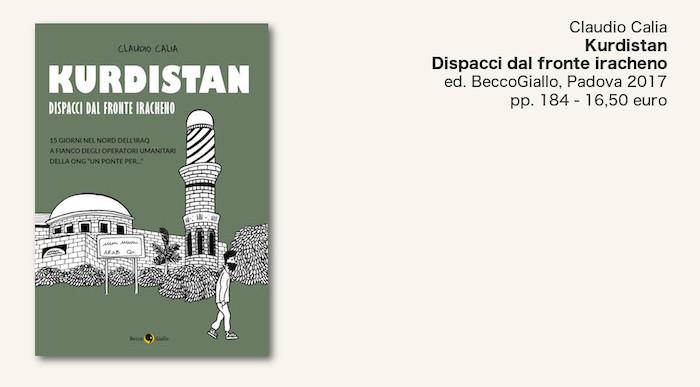 Testimonianze a fumetti dal Kurdistan