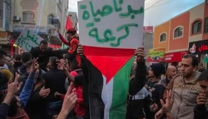 La rivolta degli affamati a Gaza