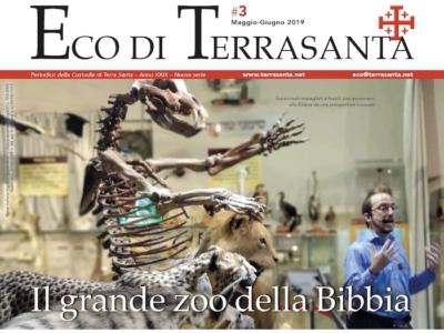 Eco di Terrasanta 3/2019