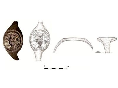 L'enigma di un antico anello: appartenne a Pilato?