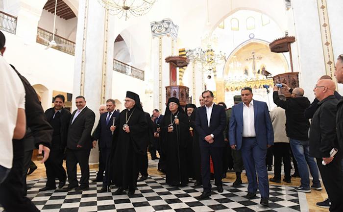 La risurrezione della cattedrale melchita di Aleppo