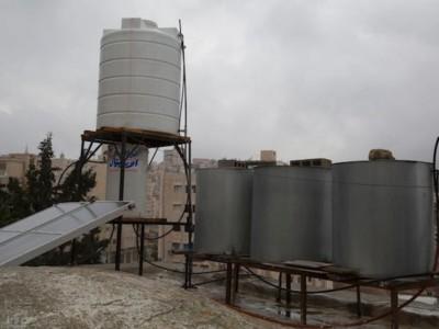 Emergenza idrica in Palestina, storie da Betlemme