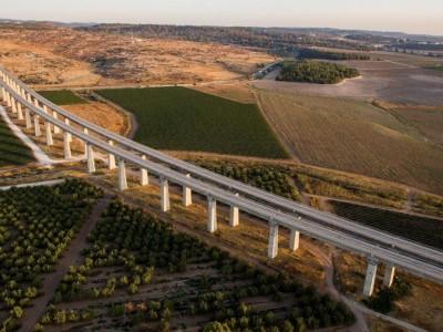 Entro il 2018 l'alta velocità tra Tel Aviv e Gerusalemme