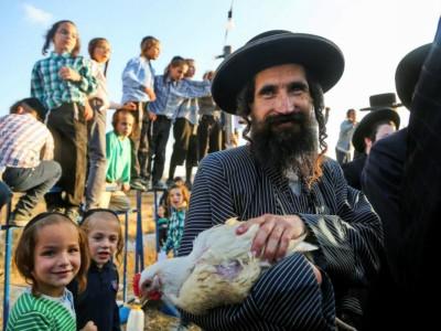 La preparazione per lo Yom Kippur