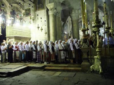 A piedi dalla Collina delle Croci al Santo Sepolcro