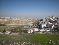 Il progetto di un nuovo parco suscita proteste a Gerusalemme Est