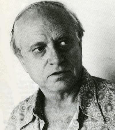 Lo scrittore Alexander Ramati in una foto tratta da un'edizione del 1984 del suo libro <i>Assisi clandestina</i>.
