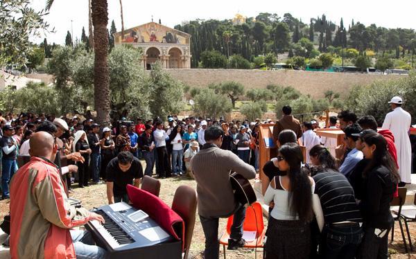 Israele, un nuovo impulso alla pastorale dei migranti