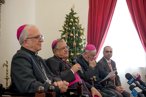 Per il patriarca Twal la misericordia antidoto all'odio