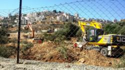 Il muro di separazione israeliano scalza gli ulivi a Cremisan