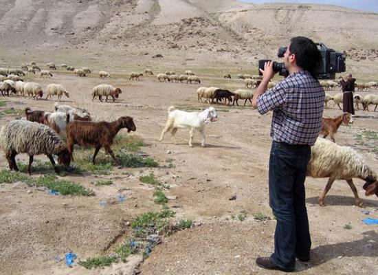 Le riprese destinate al Dvd hanno richiesto alla<i> troupe</i> quattro viaggi in Terra Santa tra il luglio 2005 e l'aprile 2006.