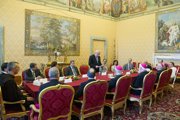 Firmato in Vaticano l'accordo tra Santa Sede e Palestina, contestato da Israele
