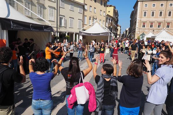 <i>Sora Terra</i> al Festival Francescano 2015