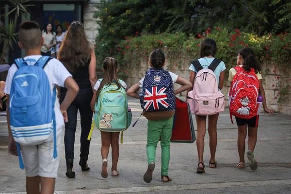Primo giorno di scuola in Israele, serrata di protesta delle scuole cristiane