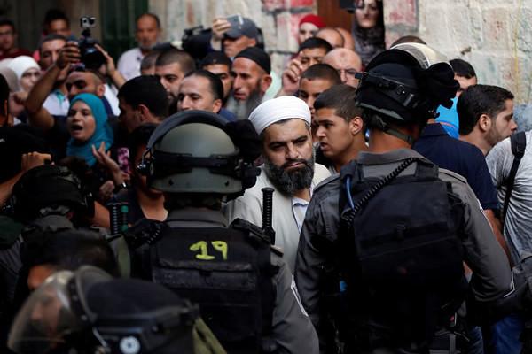 Giorni di festa a Gerusalemme, polizia in allerta per mantenere l'ordine