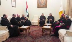 Presto un sinodo interrituale per i cattolici di Aleppo
