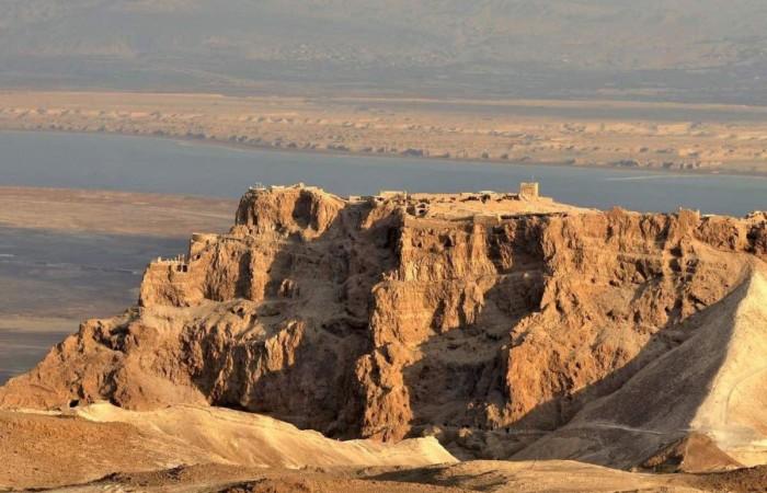 Masada, gli archeologi son tornati