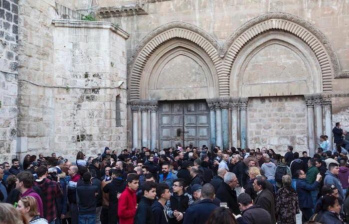 La basilica del Santo Sepolcro riapre il 28 febbraio
