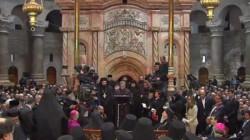 Santo Sepolcro, è gioia ecumenica per il restauro ultimato