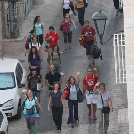 Arrivederci a Gerusalemme! (foto R. Colombo)