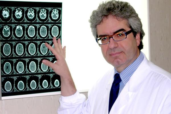 Il dott. Enrico Castelli, direttore della Divisione di neuroriabilitazione dell'ospedale pediatrico Bambin Gesù, di Roma.