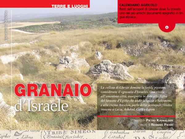 Una sezione dedicata ai siti archeologici meno noti al grande pubblico.