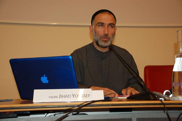 Particolarmente intensa la testimonianza del monaco Jihad Youssef, della comunità di Mar Musa.
