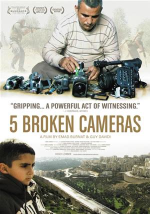 Cinque telecamere per Bi'lin