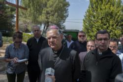 Deir Rafat, un altro santuario cristiano nel mirino dei vandali in Israele