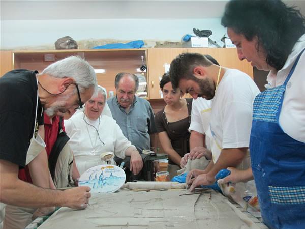 Cooperazione Sardegna-Palestina, artigianato di pace