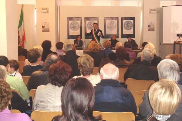 La municipalità di Deruta ricorda padre Rufino il 20 marzo 2011.
