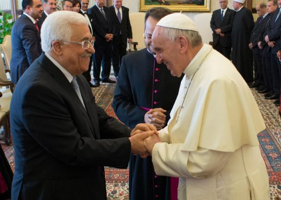 La libertà religiosa vera novità dell'accordo Vaticano-Palestina