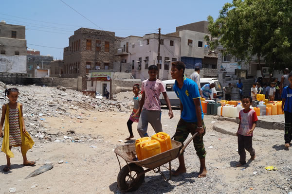 In Yemen grave crisi umanitaria