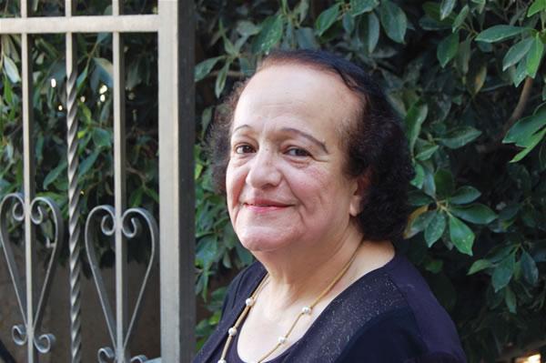 La maestra di Betlemme che coltiva rose e insegna l'arabo