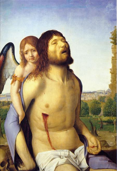 Il Rabbì che sanava, finito sulla croce