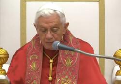 Il Papa: Con quali sentimenti domani saremo ad Assisi