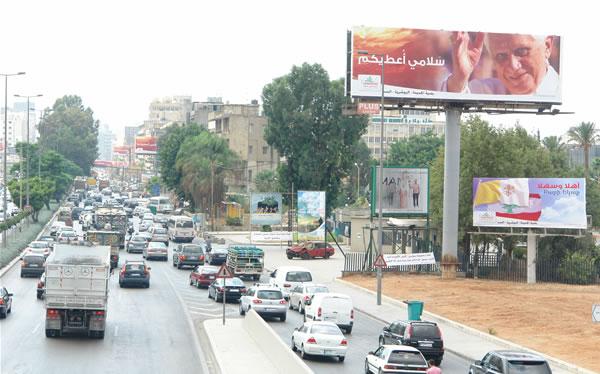 Beirut attende Papa Ratzinger e il suo messaggio di pace