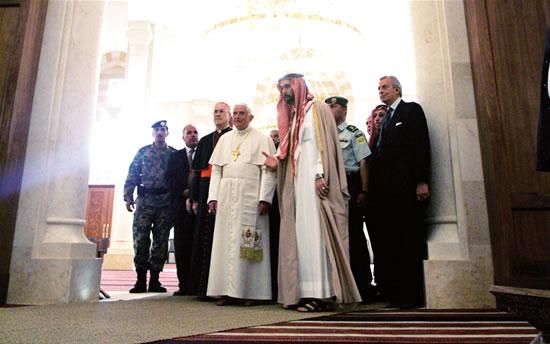 Se in moschea Pietro è benvenuto