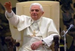 Benedetto XVI torna parlare di san Francesco e di <i>Shoah</i>