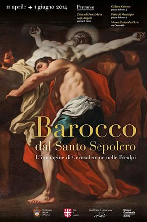 Il barocco della Custodia esposto a Lugano