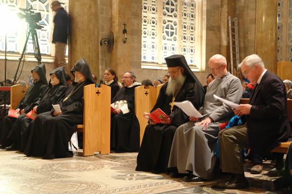 Preghiera ecumenica a Gerusalemme: «Nella persecuzione più uniti»