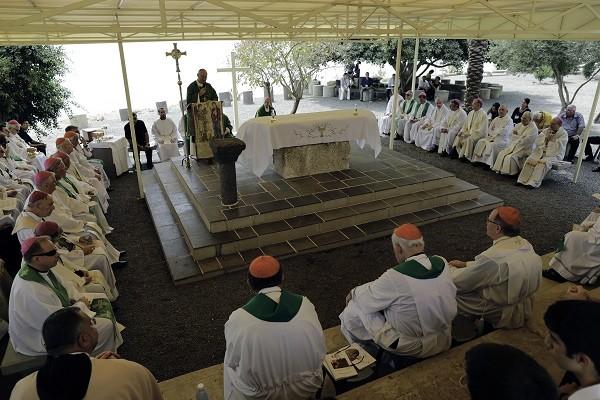Il Consiglio dei vescovi d'Europa è riunito in Terra Santa