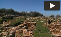 Video – A Ramallah i resti della possibile tomba di santo Stefano
