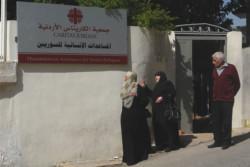 La <i>Caritas</i> giordana per i profughi siriani
