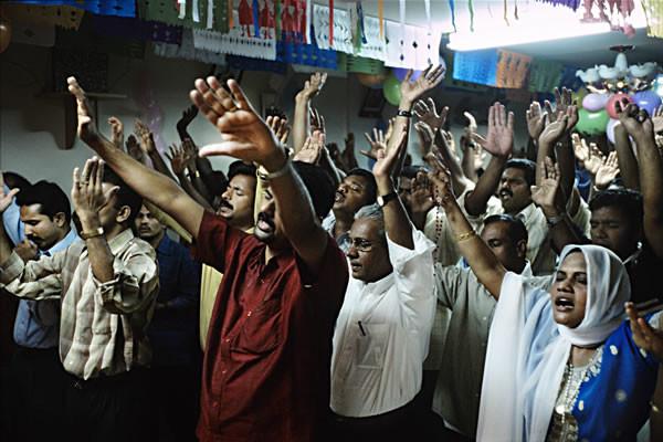 Nella Penisola arabica chiese affollate per i riti pasquali