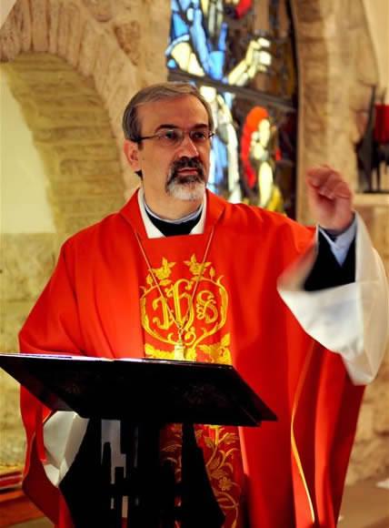 Fra Pierbattista Pizzaballa riconfermato Custode di Terra Santa
