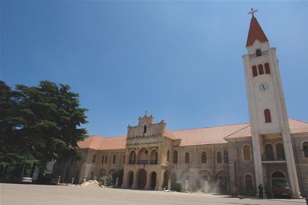 "Dimane, ""Castel Gandolfo"" libanese"