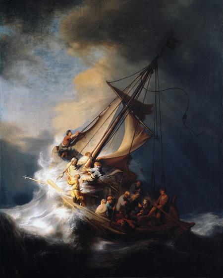 Nel mare della vita