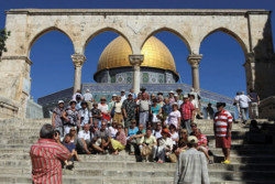 Tornare in Terra Santa dopo la crisi di Gaza